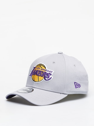 Czapka z daszkiem New Era 39Thirty Nba Team Los Angeles Lakers ZD (gray)
