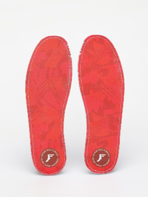 Wkładki Footprint Kingfoam Insoles (red camo flat)