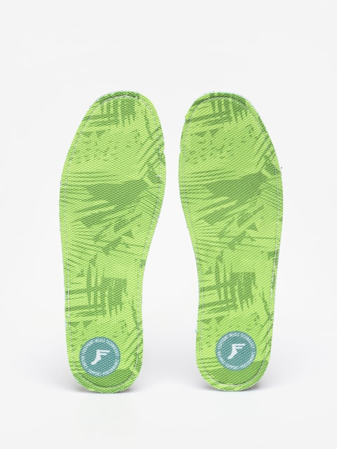 Wkładki Footprint Flat Kingfoam Insoles (yellow camo)