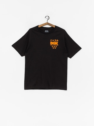 T-shirt DGK No Time (black)