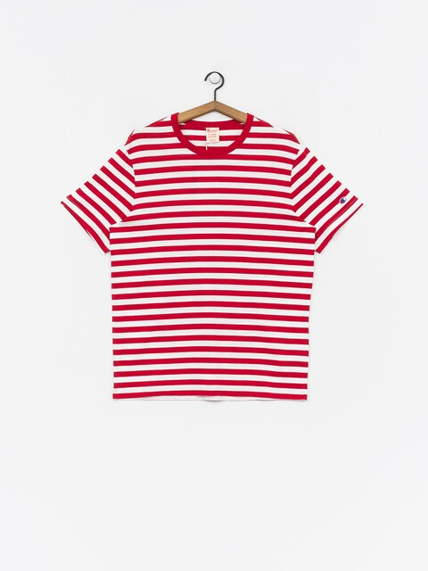 T-shirt Champion Crewneck T Shirt (htr/wht)