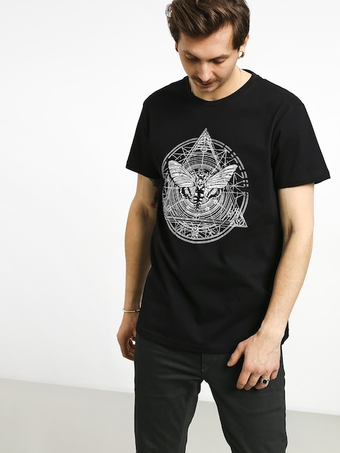 T-shirt The Hive Moth (black)
