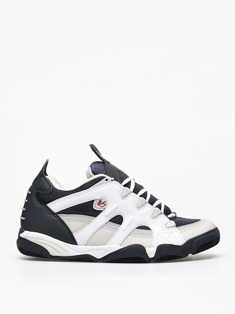 Buty Es Scheme (white/grey/navy)