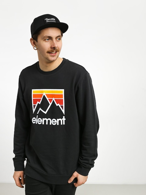 Bluza Element Joint Cr (off black)