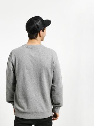 Bluza Element By Hand Crew (grey heather)