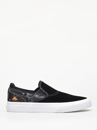 Buty Emerica Wino G6 Slip On X Psockadelic (black)