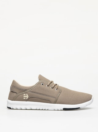 Buty Etnies Scout (tan/white/black)