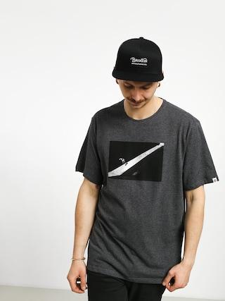 T-shirt Element Slash (charcoal heather)