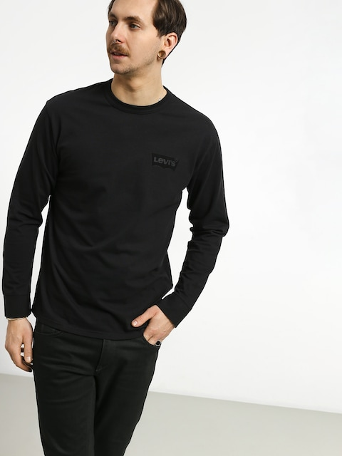 Longsleeve Levi's Graphic (black core batwing black)