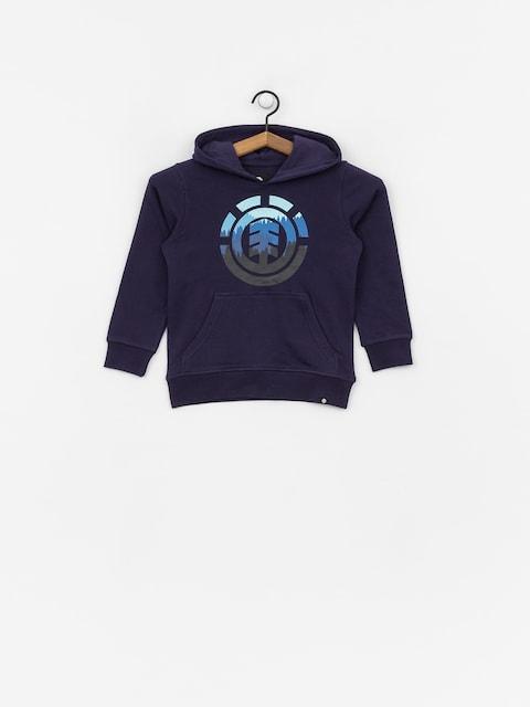 Bluza z kapturem Element Glimpse Icon Ho Boy HD (ink)