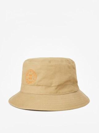Kapelusz Brixton Oath Bucket Hat (khaki)