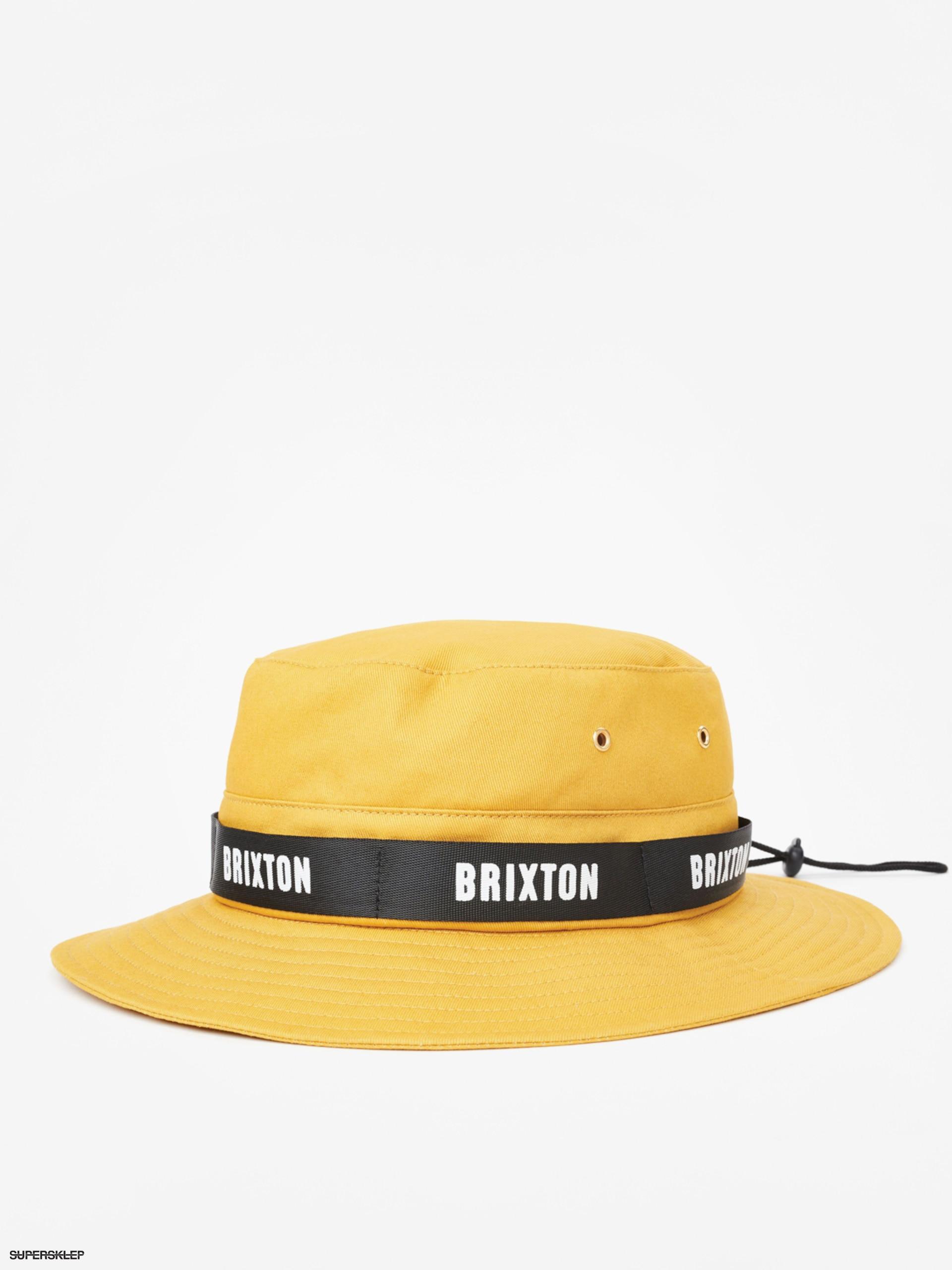 szeroki wybór oficjalna strona najlepszy design Kapelusz Brixton Ration II Bucket Hat (topaz)