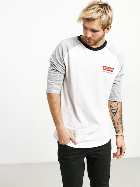 T-shirt Volcom Cresticle 3/4 (wht)