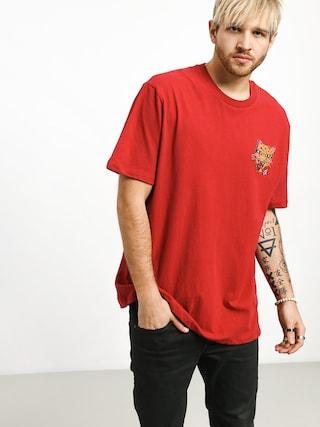 T-shirt Volcom Ozzy Tiger Bxy (bur)