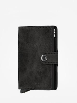 Portfel Secrid Miniwallet (vintage black)