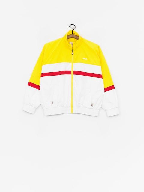 Kurtka Fila Kaya Wmn (empire yellow/bright white/black)
