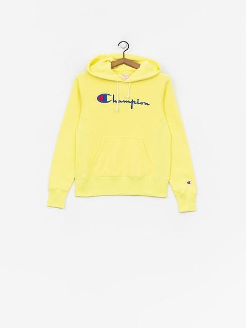 Bluza z kapturem Champion Hooded Sweatshirt HD Wmn (lml)