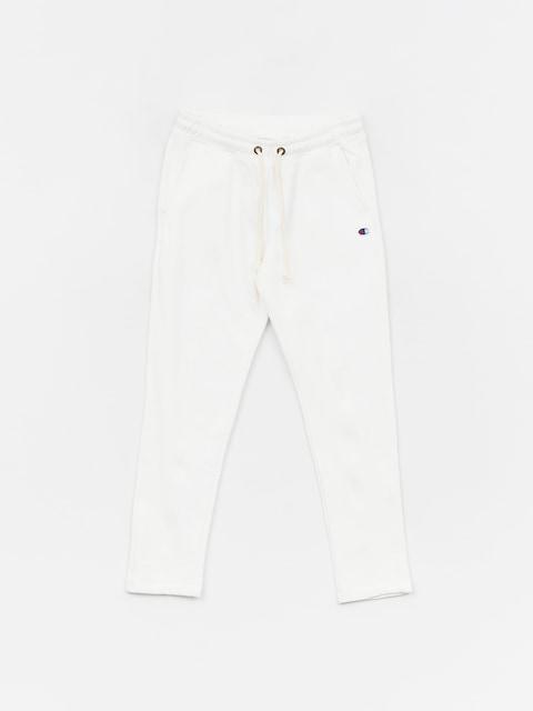 Spodnie Champion Straight Hem Pants Wmn (wht)