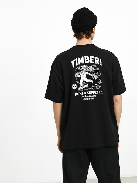 T-shirt Element Timber Heavy