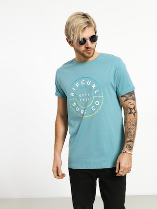 T-shirt Rip Curl Neon Donut (blue)