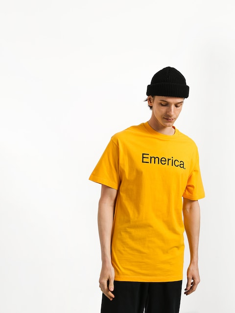 T-shirt Emerica Pure Logo (gold)