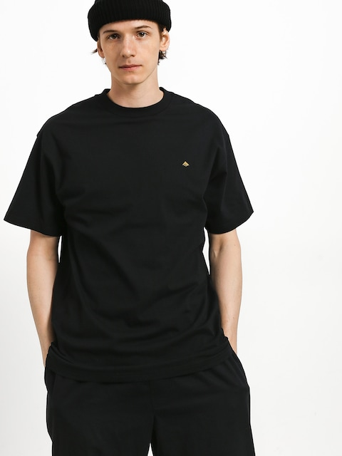 T-shirt Emerica Mini Icon (black/gold)