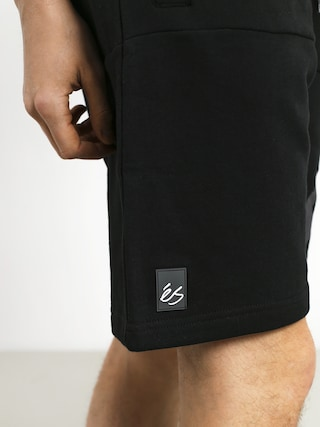 Szorty Es Split Fleece (black)