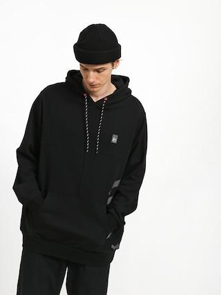 Bluza z kapturem Es Split HD (black)