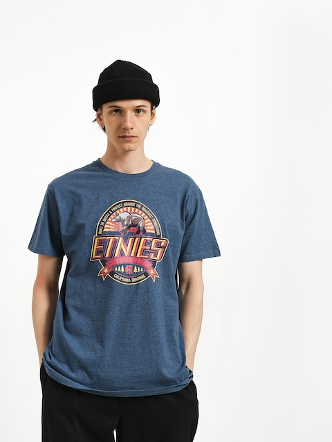 T-shirt Etnies Skate Cal (denim)