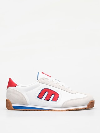 Buty Etnies Lo-Cut II LS (white/blue/red)