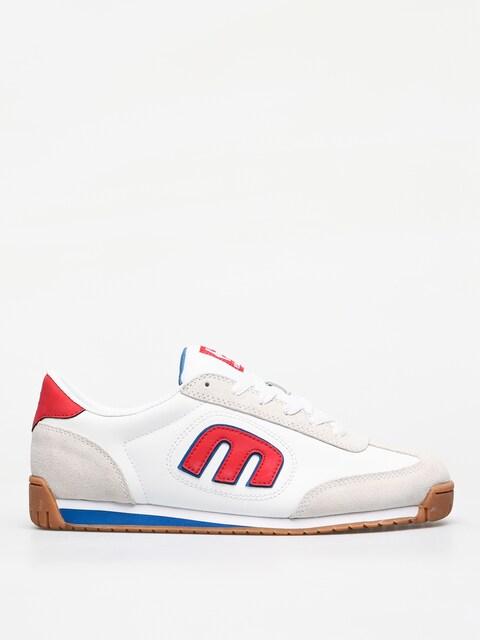 Buty Etnies Lo-Cut II LS (white/blue/red)