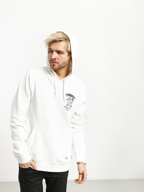 Bluza z kapturem Element Supply Co HD (off white)