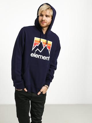 Bluza z kapturem Element Joint HD (ink)
