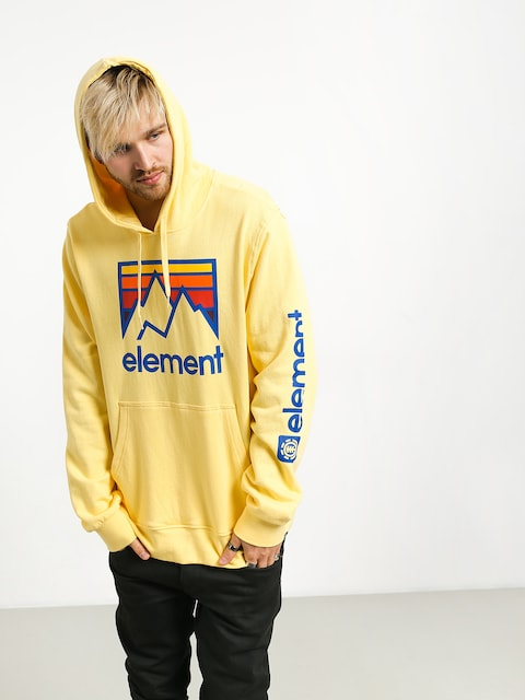 Bluza z kapturem Element Joint HD (popcorn)