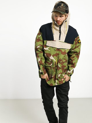 Kurtka Element Griffin Smock (abstract camo)