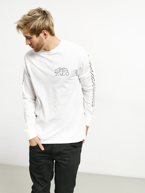 Longsleeve Element Roam (optic white)