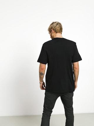 T-shirt Element Foundation Icon (flint black)