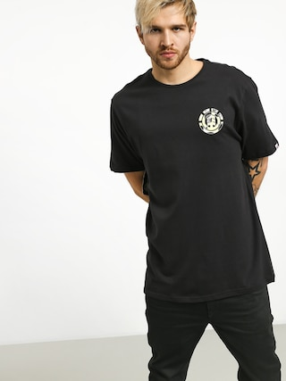 T-shirt Element Shapes (off black)