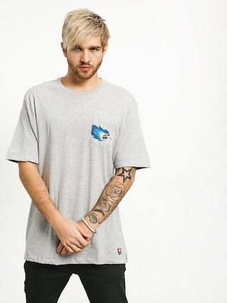 T-shirt Element Hoffman Pkt (grey heather)