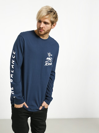 Longsleeve RVCA Mai Thai (seattle blue)
