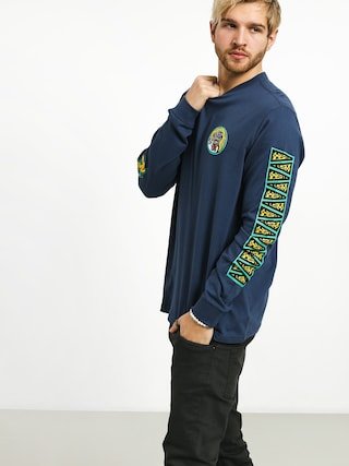 Longsleeve RVCA Creature (seattle blue)