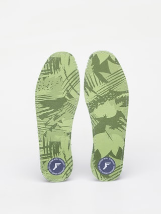 Wkładki Footprint Flat Kingfoam Insoles (green camo)