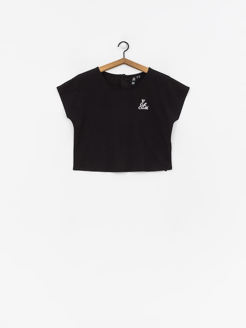 T-shirt Volcom Animal Hour Wmn (blk)