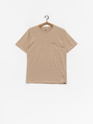 T-shirt Volcom Heather Pckt Hth (oat)