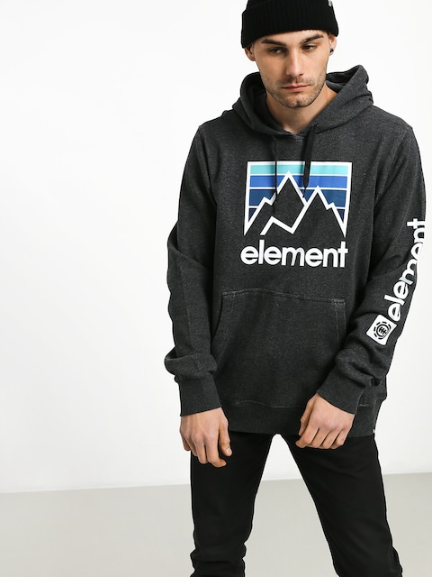 Bluza z kapturem Element Joint HD (charcoal heather)