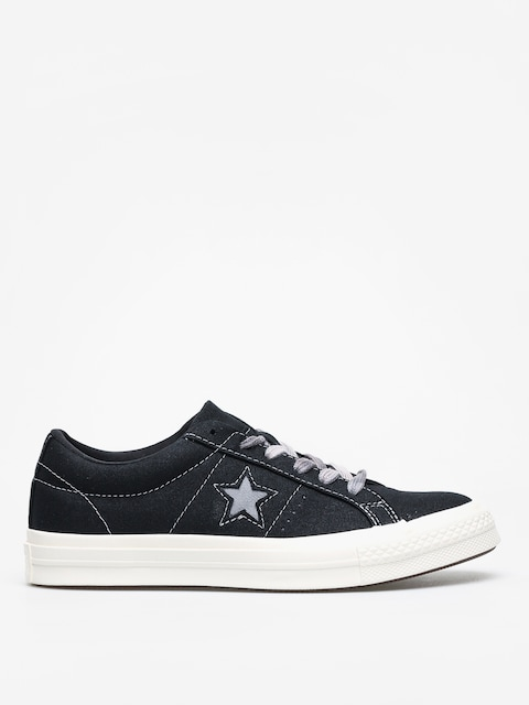 Buty Converse One Star Ox Wmn (black/cool grey/egret)