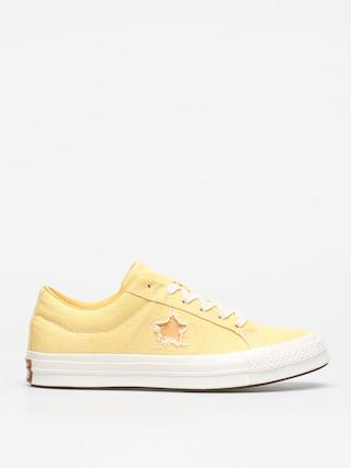 Buty Converse One Star Ox (butter yellow/melon baller)