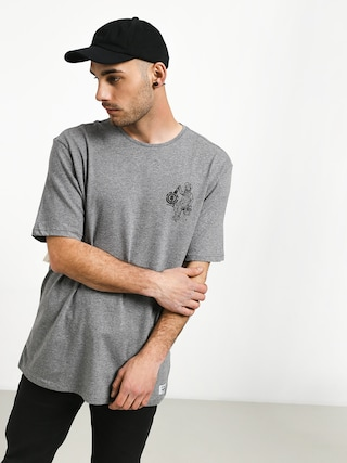 T-shirt Element Crew (grey heather)