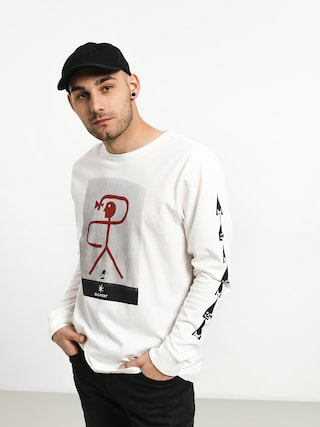 Longsleeve Element Brasilia (off white)