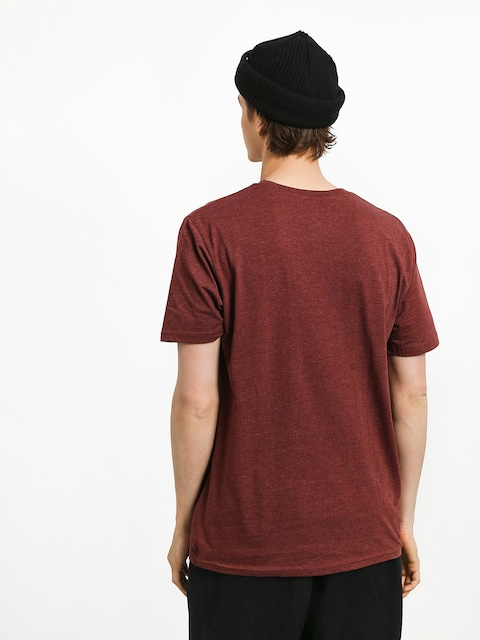 T-shirt Volcom Stamp Divide Hth